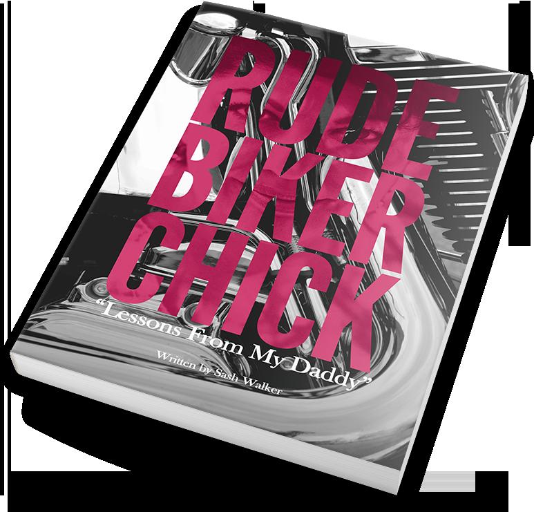 Rude Biker Chick  1de851698